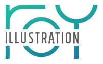 Roy Illustration Logo