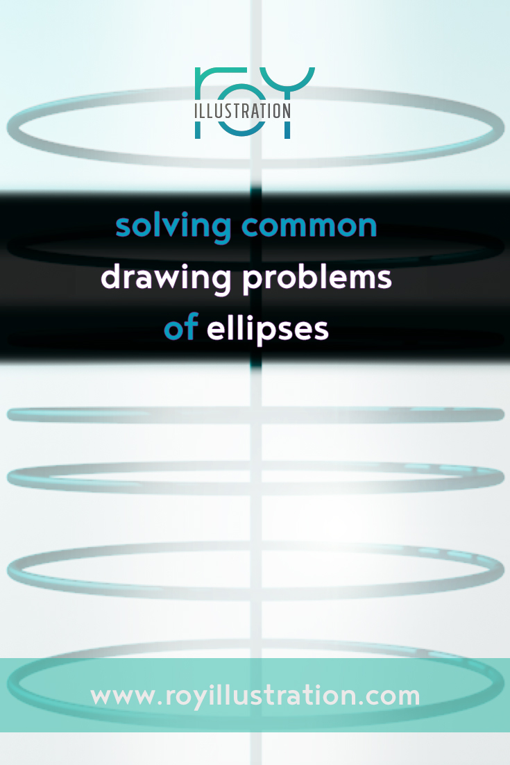 Common Problems When Drawing Ellipses